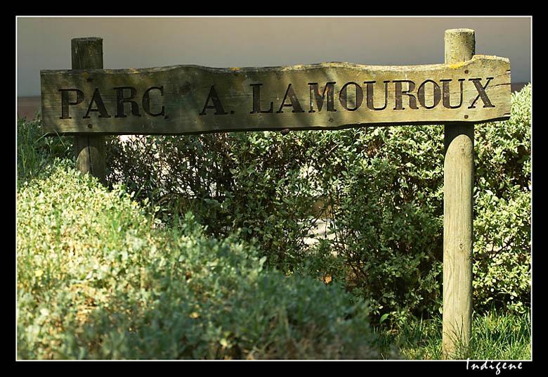 Parc A. Lamouroux