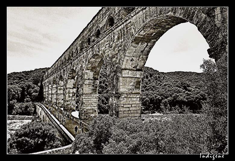 Image du Pont du Gard
