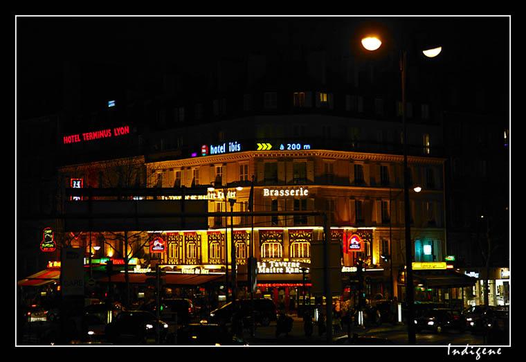 Quartier de la Gare de Lyon
