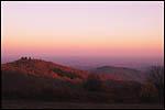 photo Coucher de soleil sur le Beaujolais