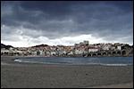 photo Banyuls-sur-Mer avant l'orage
