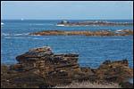 photo La Côte Sauvage et ses barrières rocheuses