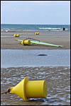 photo Flotteurs sur une plage du Nord