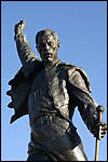 photo Statue de Freddie Mercury