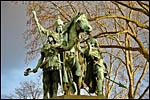 photo Charlemagne et ses leudes