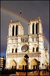 photo L'arc-en-ciel de Notre-Dame