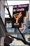 photo Les dessous de Ginette