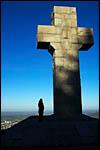 photo Croix de la Libération à Autun