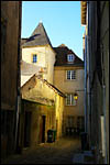 photo Une ruelle à Autun