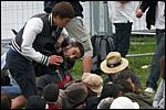 photo Baston dans le public