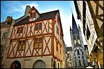 photo Maison à colombage à Dijon