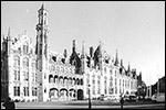 photo Hôtel de Ville de Bruges