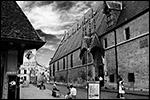 photo Le porche de l'Hôtel Dieu de Beaune