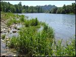photo La rivière d'Ain et ses galets