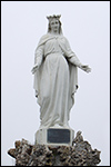 photo La vierge qui protège Saint-Amour
