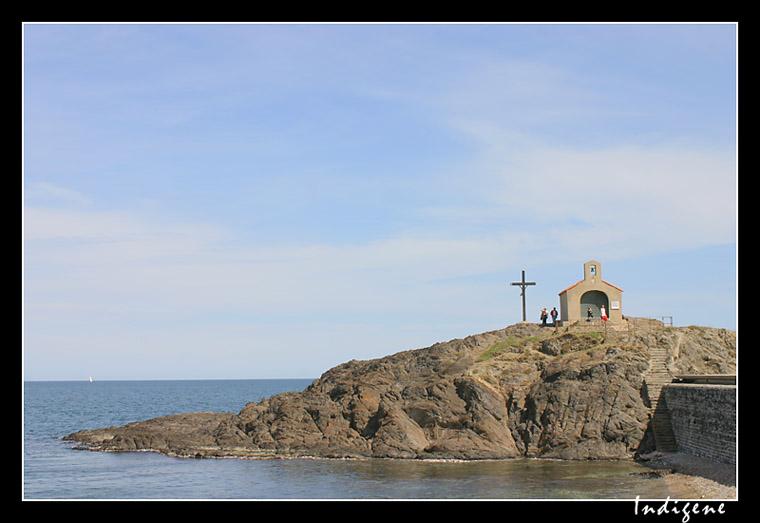 La chapelle à Collioure