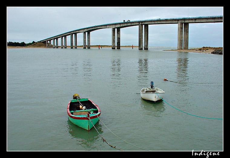 Le pont de Noirmoutier