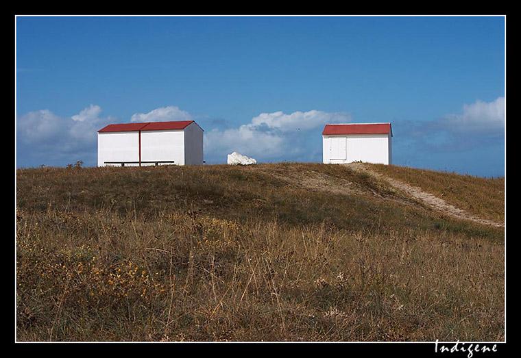 Les cabanes de l'île d'Yeu