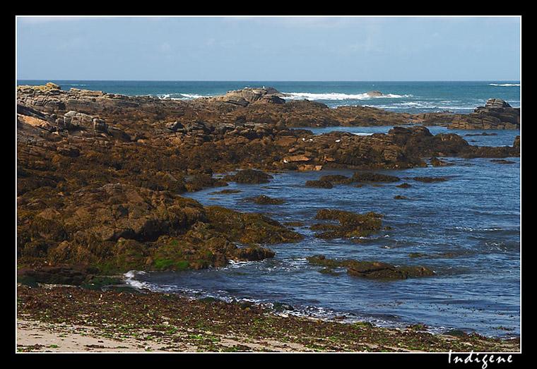 Les plages nord