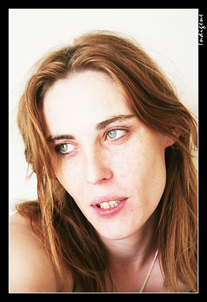 Portrait de Gwen