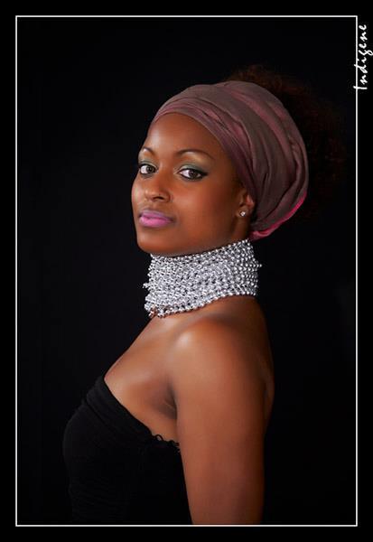 Profil de la belle Sandrine