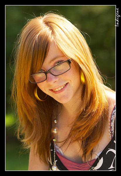 Cindy la Rousse