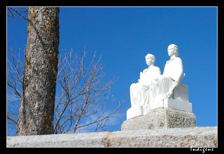 Monument à Vernet-les-Bains