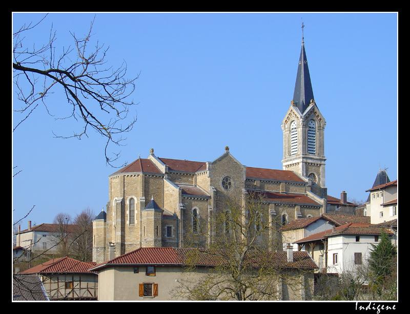 La commune de Neuville-les-Dames