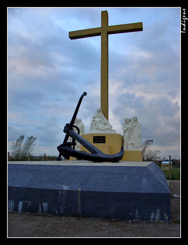 Monument aux marins péris en mer