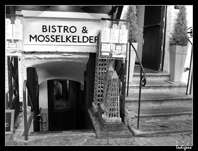 Bistro & Mosselkelder à Bruges