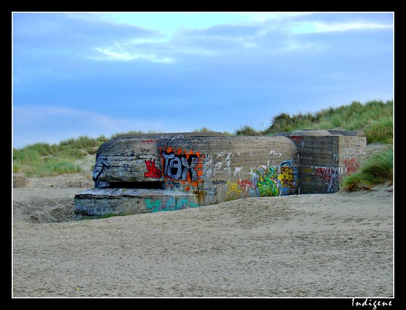 Bunker de la Mer du Nord