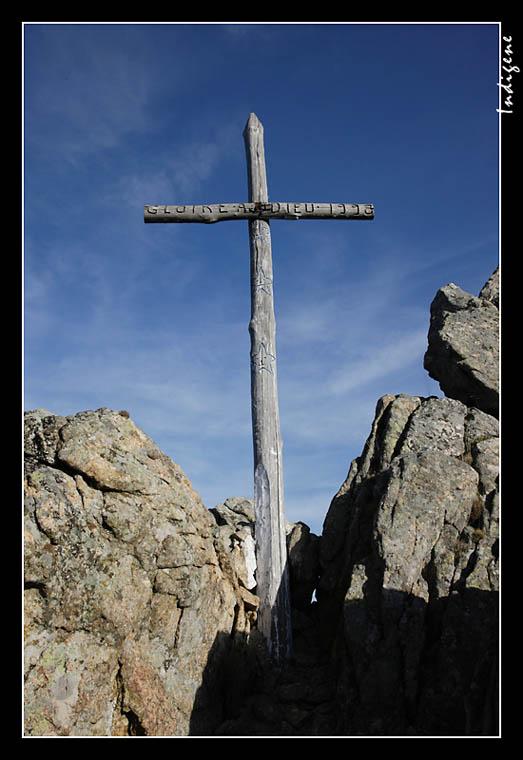 La croix d'Autureyre