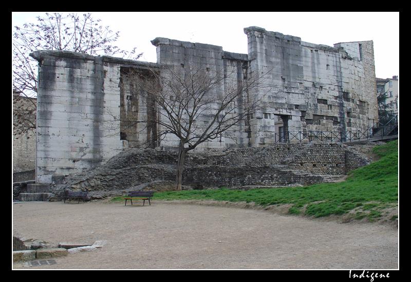 Les jardins de Cybèle