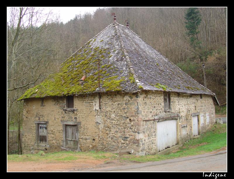 Ancienne maison à Julié