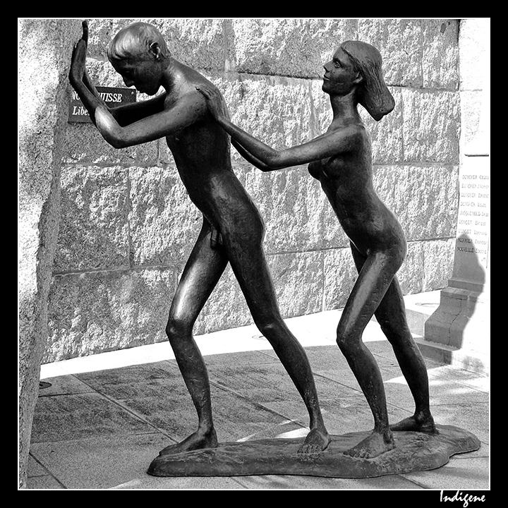 Monument de la résistance à Valleiry