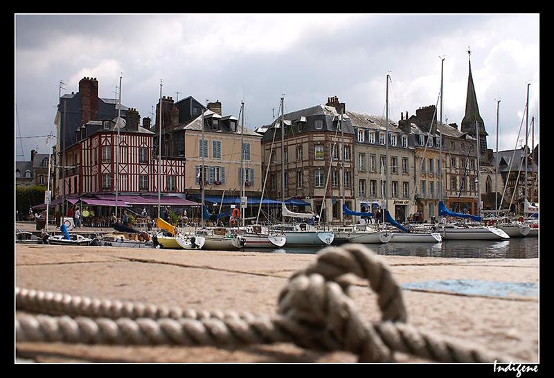 Un port de pêche sur la Manche