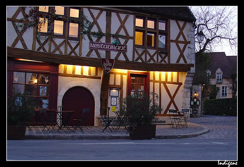 Restaurant à Provins